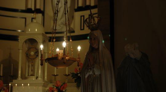 Foto e video della Madonna di Fatima