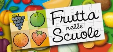 Frutta nella scuola