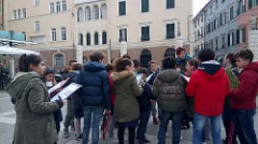Un click per Savona… foto di gruppo!